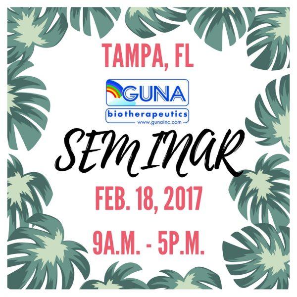 Florida Seminar Website